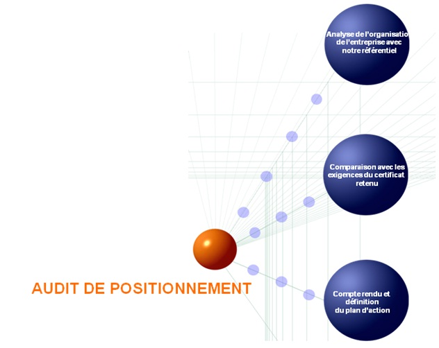 audit de positionnement à l'OEA